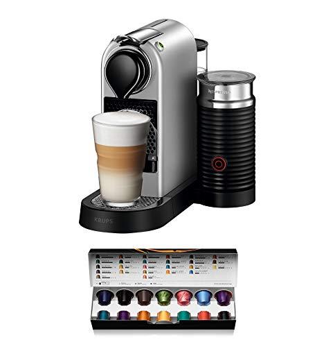 Nespresso XN760B Citiz & Milk Macchina per Caffè Espresso...