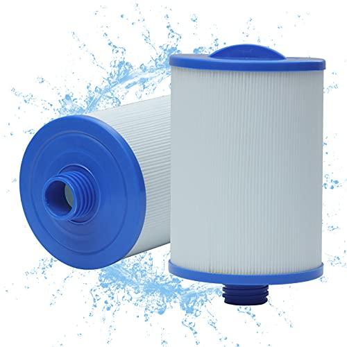 WRYIP Filtro de spa Unicel 6CH-940 Spa cartucho de filtro para Pleatco PWW50P3 Waterway Front Access Skimmer, para Filbur FC-0359 (2 unidades)