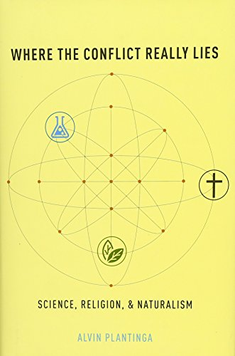 Compare Textbook Prices for Where the Conflict Really Lies: Science, Religion, and Naturalism 1 Edition ISBN 8601404425158 by Plantinga, Alvin
