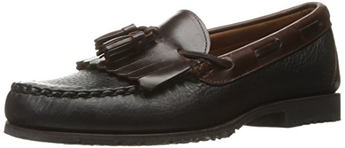 Allen Edmonds Men's Nashua Moccasin,Black...