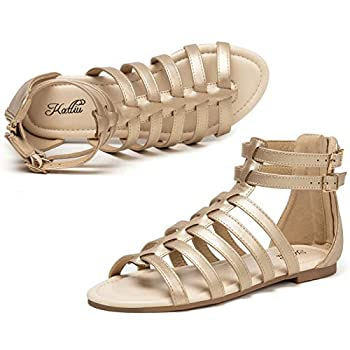 Best gold gladiator sandals Reviews