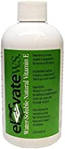 Elevate WS Water-Soluble Natural Vitamin E Supplement (8oz)