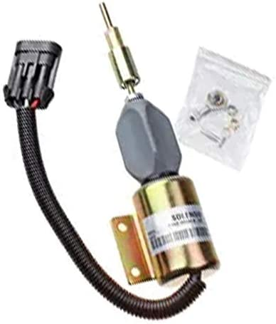 New Shut Off Solenoid Valve 7. For SA-4273-12V Ford Max 89% OFF F3HZ-9A594-A Ranking TOP8