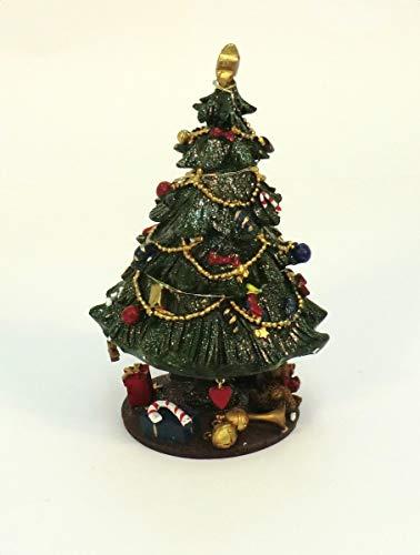 W Spieluhr *Weihnachtsbaum*, beleuchtet