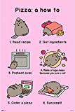 Pusheen Poster Pizza Recipe (61cm x 91,5cm)