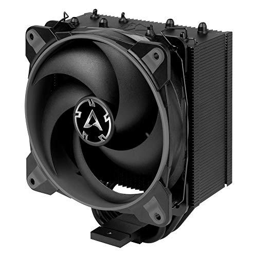 ARCTIC Freezer 34 eSports - Tower CPU Luftkühler mit BioniX P-Serie Gehäuselüfter, 120 mm PWM Prozessorlüfter für Intel und AMD Sockel, für CPUs bis 200 Watt TDP - Grau