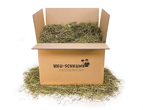 Heu von der Heu-Scheune® 1.Schnitt Heuballen Futter Kaninchen Meerschweinchen Hase (15kg)