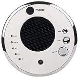 YYhkeby Difusor de Aire de Coche Solar USB Ion Negativo Aromaterapia Humidificador de Aire Máquina de Perfume de automóvil Máquina de oxígeno Air Difusor de Aire Cleaner Blanco Jialele