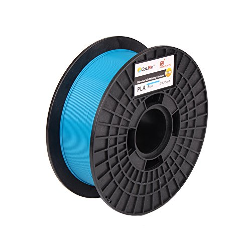 CoLiDo 3D Printing Filament PLA 1.75mm Spool Blue 1KG