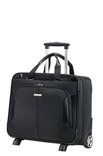 Samsonite Xbr Business Maletín de Piloto, 15.6', 27.5 litros, Color Negro