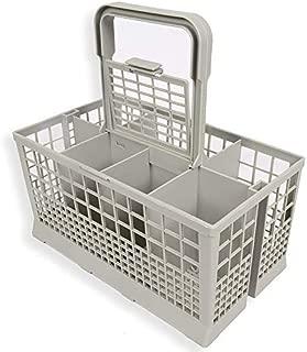 Amazon.es: cesta cubiertos lavavajillas - Accesorios y repuestos ...