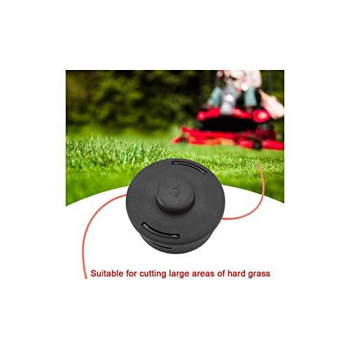 Wifehelper 25-2 Nylon Line Coil Lawn Mower Head Garden Strimmer Lawn Mower Fitting for STIHL Grass Trimmer FS120 FS250