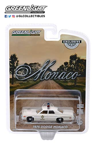 Greenlight 1:64 1975 Dodge Monaco - Hazzard County Sheriff 30140