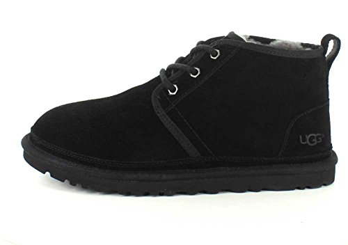UGG Mens Neumel Black Boot – 8