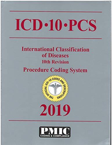 ICD-10-PCS 2019 Book