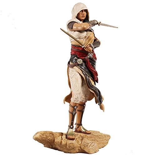 Bosi General Merchandise Assassins Creed 3, Connor, Aya, Rücken, Altaïr Clock Tower, bewegliches Modell, PVC, Sammlermodell, Spielzeuggeschenk