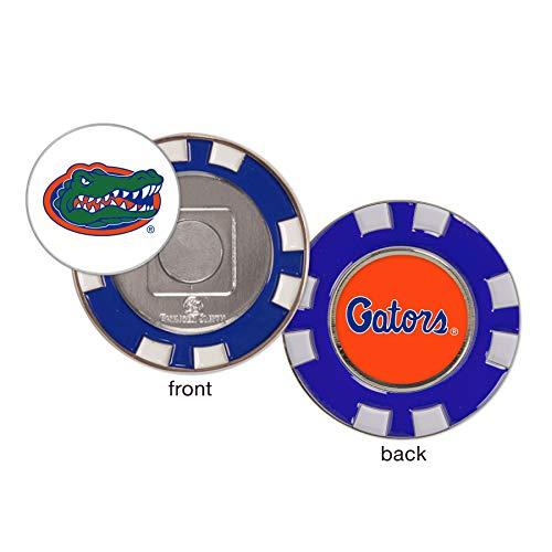 WinCraft Florida Gators UF Ball Marker Challenge Coin Poker Chip Metal