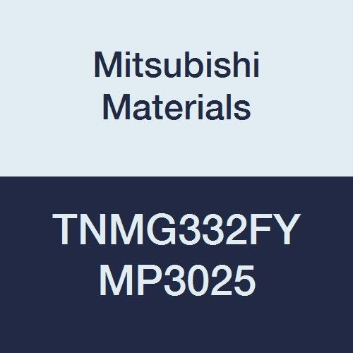 Mitsubishi Materials TNMG332FY MP3025 Coated Selling and selling TN Cermet Direct sale of manufacturer Turn Type