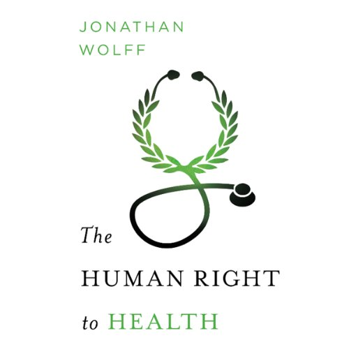 The Human Right to Health  audiobook cover art