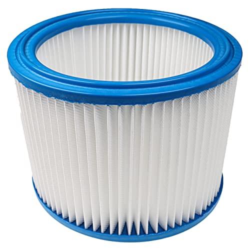vhbw Filter kompatibel mit Makita VC2010L, VC2012L, VC2511, VC2512L, VC3011L, VC3012L, VC3511L, 441, 442, 446, P-70219 Industriesauger - Patronenfilter