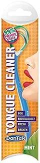 Dentek Tongue Cleaner | Fresh Mint | Assorted Colors | 6-Count