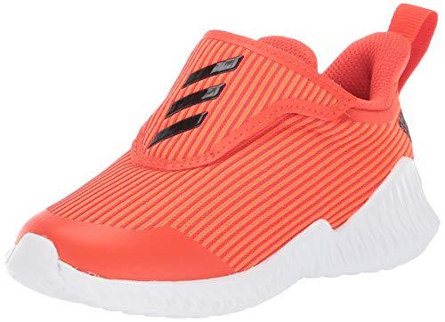 adidas Baby Fortarun AC Running Shoe, Solar Orange/Black/Active Orange, 5K M US Toddler