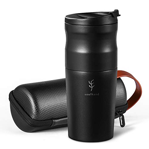 Soulhand Portable Coffee Mill Set