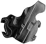DeSantis 085BAZ9Z0 Thumb Break Mini Slide Holster Fits Keltec PMR30, Right Hand, Black,Small