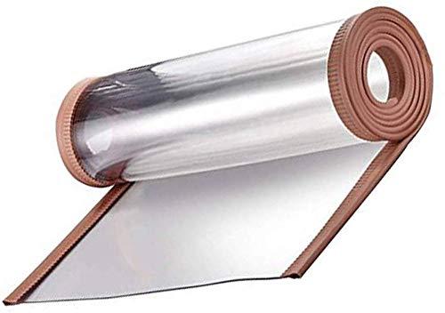 SLM-max Magnetic Self-Priming-Tür-Vorhang, Windundurchlässig Geschäft Gewerbe Trennwand Vorhang/Isolierung PVC-Material/Herbst und Winter Eindickung,55cm×210cm