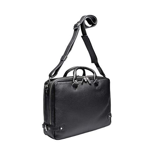 Picard Origin 4275 Herren Laptop-Taschen, Schwarz (schwarz), 41x30x12 cm (B x H x T)