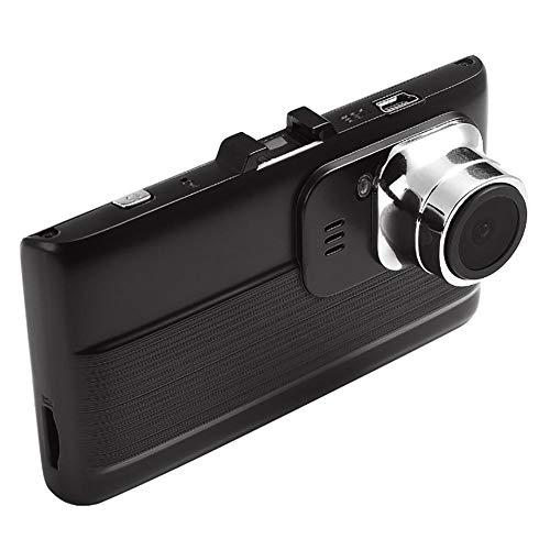 iBâste Enregistreur de Conduite, 3 I Pouce écran HD 1080p G-Sensor Avant et arrière Double Enregistrement WDR Moniteur de stationnement Détection de Mouvement Enregistrement en Boucle