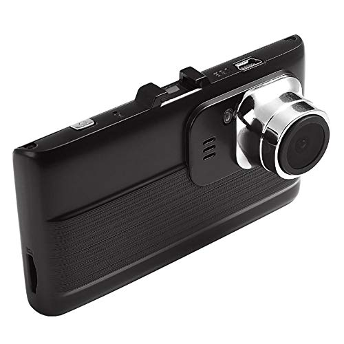 Autokameras Overhead-Videogeräte Dashcam Video Recorder A70A Fahrrecorder 3 Zoll HD Bildschirm 1080P Vorder-und Rückseite Doppelaufnahme WDR Starlight Nachtsicht Mobile Erkennung Schleifende Sekunden