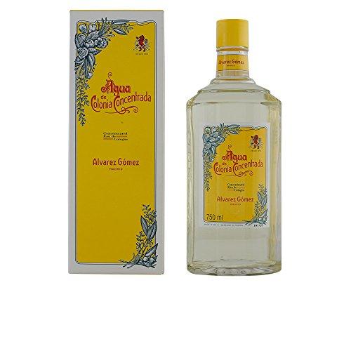 Alvarez Gomez Eau de Cologne Flacon en verre 750 ml