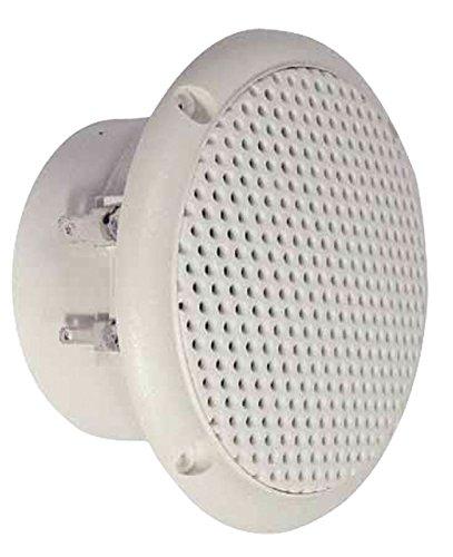 Visaton VS-FR8WP/4 - Lautsprecher (Verkabelt, 15 W, 100-20000 Hz, 4 Ohm, Weiß)