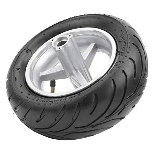 Mini-Motor Pocket Bike Reifen Rad Reifen Felgen Anti-Rutsch-Zubehör Fit für 47cc 49cc Pocket Bike(Rückseite)