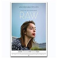 Qqwer Rawクラシックムービーアートポスターウォールアート写真キャンバス絵画キャンバスに印刷ポスターとプリント家の装飾-50X70Cmx1Pcs-フレームなし