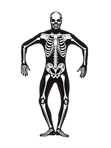Smiffys Skeleton Second Skin Costume