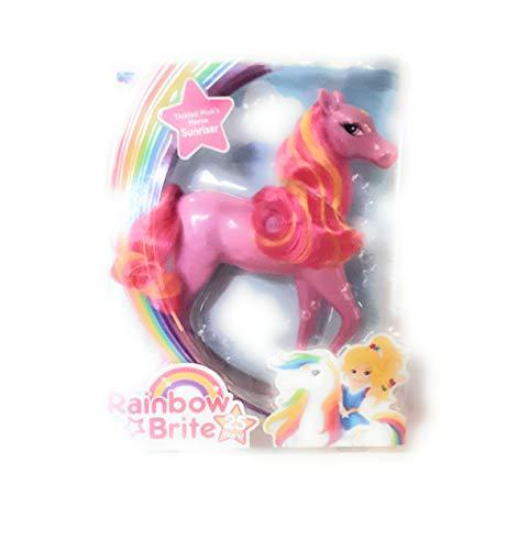 Rainbow Brite Tickled Pink Sunriser Horse