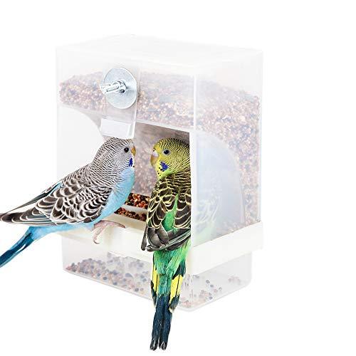 automatic bird seed dispenser - 9