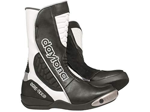 Daytona Stiefel Strive GTX®, schwarz-weiß, 48
