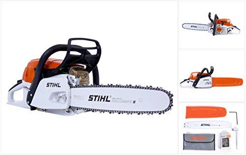 STIHL MS 261 C-M Kettensäge/Motorsäge mit 40cm/16' Schnittlänge Schwert Light 04 / 1,3mm Sägekette Forstsäge M TRONIC W Mtools Modell 2020