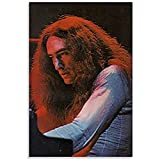 TOTONUT Ken Hensley Uriah Heep Rock Band Poster Poster