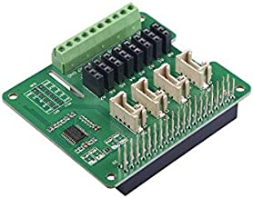 SeeedStudio 8-Channel 12-Bit ADC for Raspberry Pi (STM32F030)