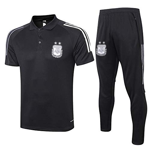 T-Shirt New Men's Football Uniform Gift Camisa de Manga Corta de fútbol de fútbol de fútbol Uniforme de Fan Uniforme Shorts Fútbol Sportswear-Fashion-120-medio639