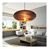 Chandeliers Pendant Light Uplight Paper Paper Mini Style E27 Mediterranean Honeycomb Corrugated Paper Creative Bar Nordic Chandelier Personality Art Restaurant Nude Single Head Lampshade