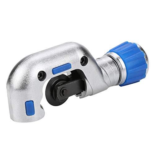 FairytaleMM 5-50 MM buissnijder roestvrij staal kogellager buissnijder schaar messing koper aluminium PVC kunststof sanitair snijgereedschap (blauw & zilver)