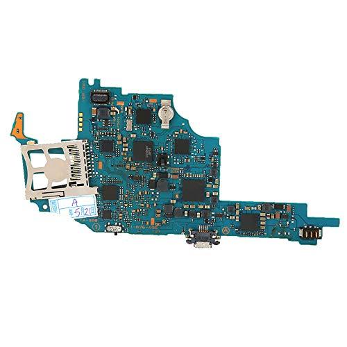 FOLOSAFENAR Ligero y Duradero CO Nuevas Piezas de Repuesto Consola portátil Reparación de Placa Base Práctica, con Destornillador, para reemplazo de Placa Principal So-NY PSP 2000