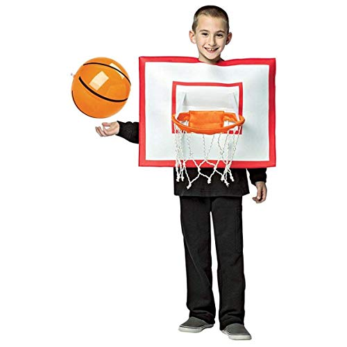 Rasta Imposta Basketball Hoop & Ball 7-10