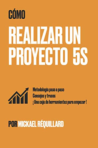 ¿ Cómo realizar un proyecto 5S ?: Metodología paso a paso, consejos y trucos, caja de herramientas para empezar