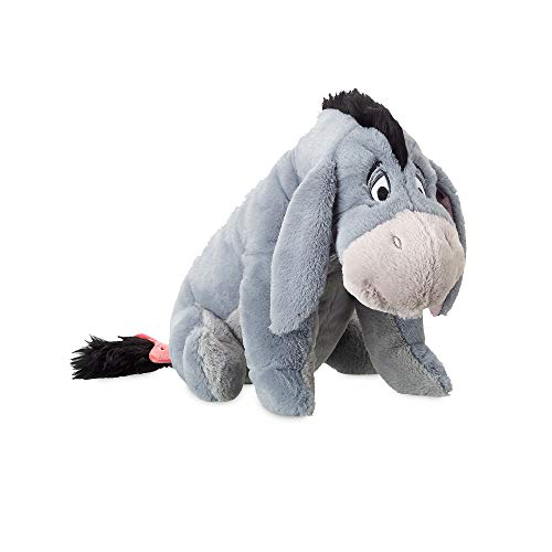 Disney Eeyore Plush - Winnie The Pooh - Medium - 11 1/2 Inch